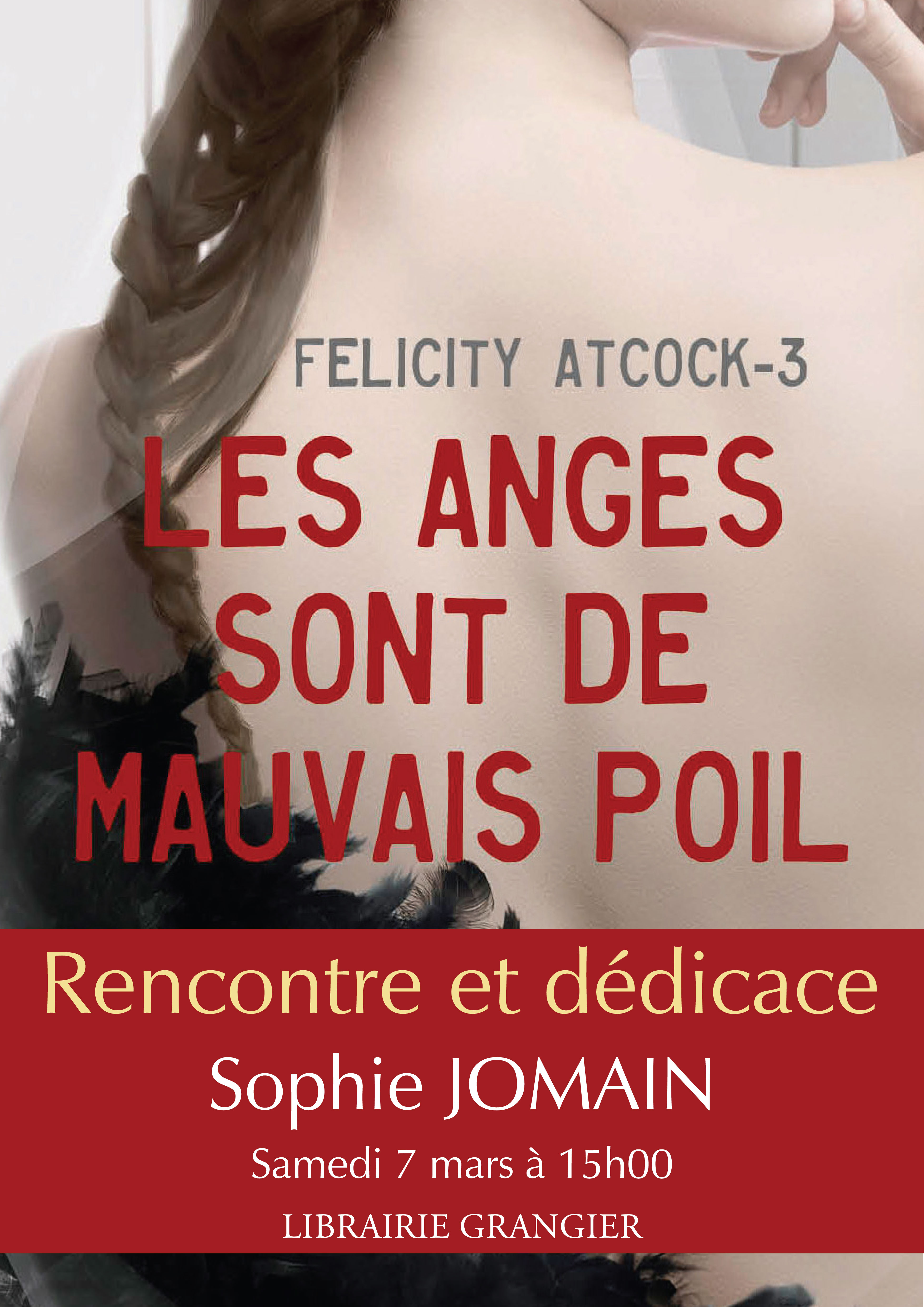 Accueil Sophie Jomain
